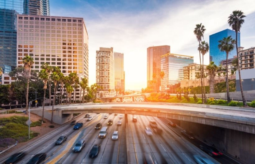 Downtown Los Angeles, CA